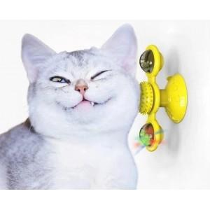Іграшка для кота інтелектуальна Спіннер