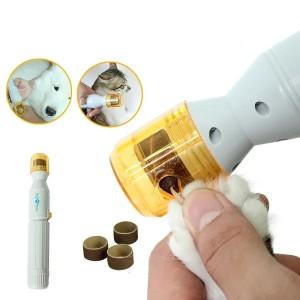 Пилка для кігтів Pedi Paws (працює від 2 батарейок)