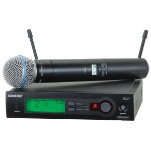 Радиосистема SHURE SLX4