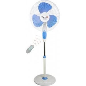 Вентилятор підлоговий (2 шт в уп., пульт; 45 Вт) ViLgrand VF455