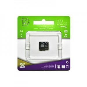 T&G micro SDHC карта памяти 32GB class 4(без адаптера)