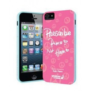 Премиум-чехол для iPhone 5/5S (гелевый) - Katy Perry