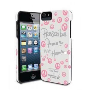 Премиум-чехол для iPhone 5/5S (твердый) - Katy Perry