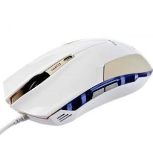 Мышь E-Blue Cobra EMS-108 White
