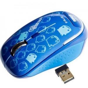 Мышь E-Blue Monster Babe EMS-103 Blue