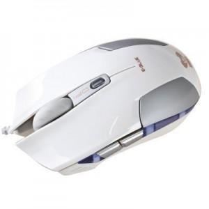 Мышь E-Blue Q Cobra-S EMS-128 White