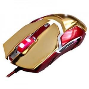 Мышь E-Blue Auroza Iron Man3