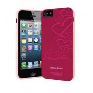 Премиум-чехол для iPhone 5/5S (гелевый) - Donna Karan