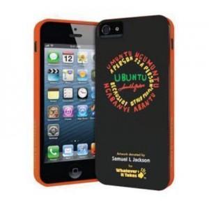 Премиум-чехол для iPhone 5/5S (гелевый) - Samuel L Jackson
