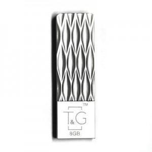 Накопичувач USB 4GB T&G металева серія 103
