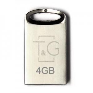 Накопичувач USB 4GB T&G металева серія 105