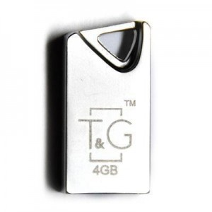 Накопичувач USB 4GB T&G металева серія 109