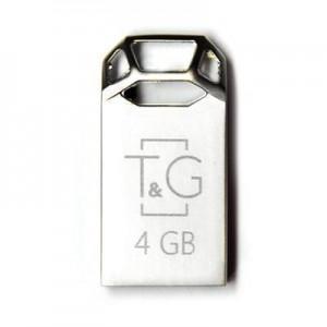 Накопичувач USB 4GB T&G металева серія 110