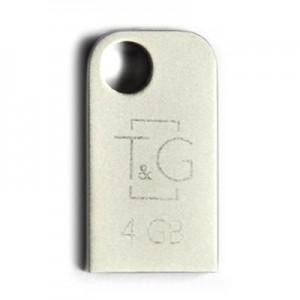 Накопичувач USB 4GB T&G металева серія 112