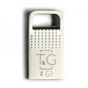 Накопичувач USB 4GB T&G металева серія 113