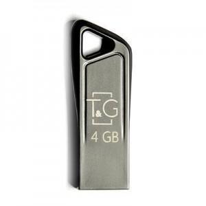 Накопичувач USB 4GB T&G металева серія 114