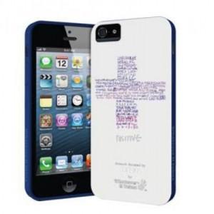 Премиум-чехол для iPhone 5/5S (гелевый) - Coldplay