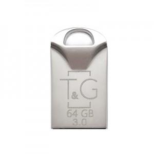 Накопичувач 3.0 USB 64GB T&G металева серія 106
