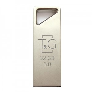 Накопичувач 3.0 USB 32GB T&G металева серія  111