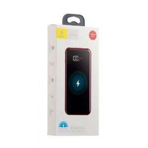 Power Bank Baseus PPALL-EX Full Screen Wireless Charging 8000 mAh