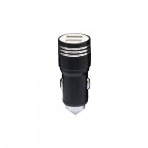Авто USB Адаптер Hammer II WIN-010 2 USB 2.4A