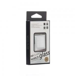 Защитное стекло 3-4D Glass Full Glue Apple Watch 40mm