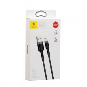 USB Baseus CALKLF-B Lightning 1m