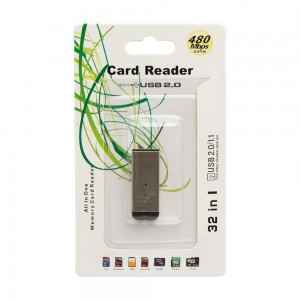 Cardreader TF Micro Metall