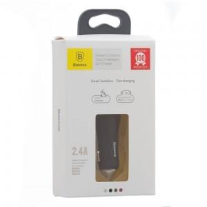 Авто Зарядное Устройство Baseus Golden Contactor CCALL-DZ