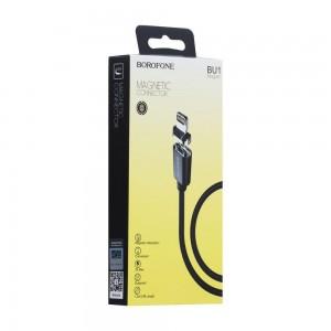 USB Borofone BU1 Mag Jet Lightning