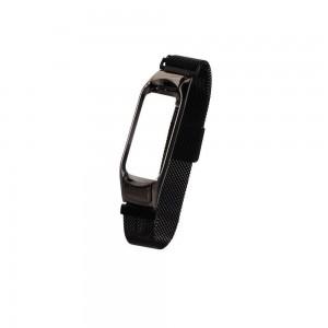 Ремешок Xiaomi Mi Band 3 Milanese Loop Black