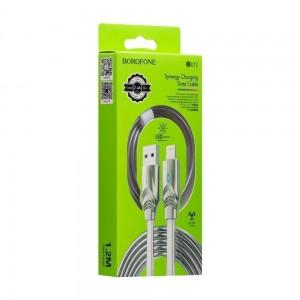 USB Borofone BU12 Synergy Lightning