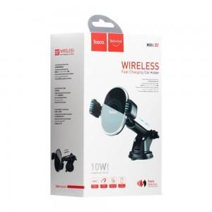 Автодержатель Hoco S12 + Wireless