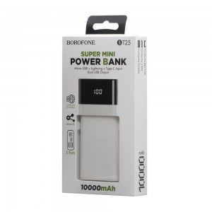Power Bank Borofone BT25 10000 mAh