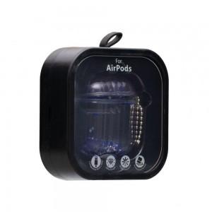 Футляр для наушников Airpod Sequins Crystal