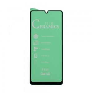 Защитное стекло Film Ceramic for Samsung A31 без упаковки
