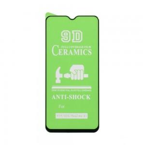 Защитное стекло Film Ceramic for Realme 5 / 6i без упаковки
