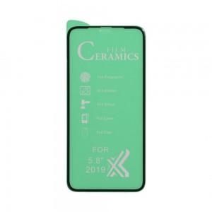 Защитное стекло Film Ceramic for Apple Iphone X / XS без упаковки