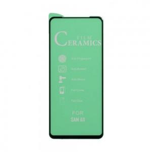 Защитное стекло Film Ceramic for Samsung A11 без упаковки