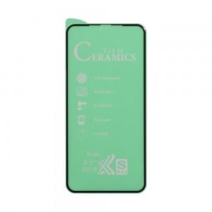 Защитное стекло Film Ceramic for Apple Iphone 11 Pro Max / Xs Max без упаковки