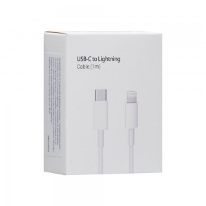 USB Cable Onyx 11 USB-C to Lightning