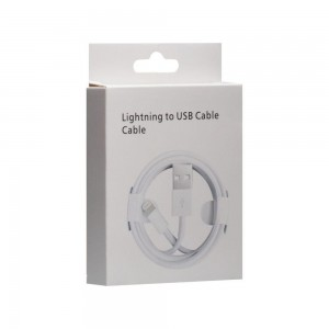 USB Cable Onyx Lightning 1m With Packing
