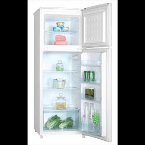 Холодильник (об'ем 136/48, висота 1400 мм, 2 дверей), мороз верх, 1 компресор Saturn ST-CF1961U