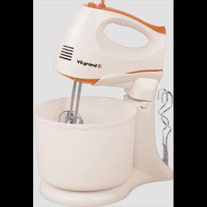 Міксер з чашею (300 Вт, 5 швидкостей) ViLgrand VHM3017B