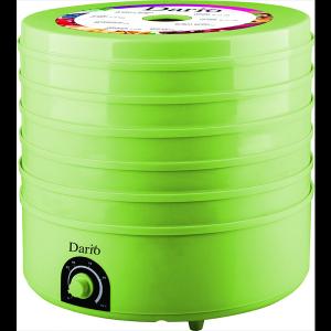 Сушка для продуктiв електрична (20 л; 520 Вт, 5 ярусiв) DARIO DDF5521