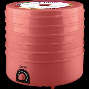 Сушка для продуктiв електрична (14 л; 520 Вт, 5 ярусiв) DARIO DDF5402