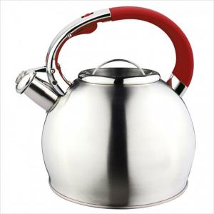 Чайник Con Brio CB-410красн, 3 л., капсульне дно, ІНДУКЦІЯ Con Brio СВ410красн