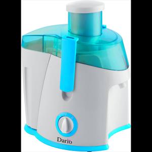 Соковижималка 800 Вт; 2 швидкості DARIO DJS802