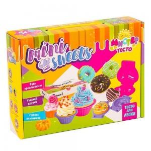 Набор для творчества Мистер тесто - Mini Sweets, 23 элем. (71203)