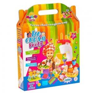 Набор для творчества Мистер Тесто Ice cream party, 29 элементов (71208)